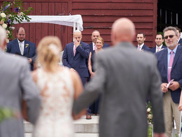 Jamie and Evan's Wedding in Prince George, Virginia 13