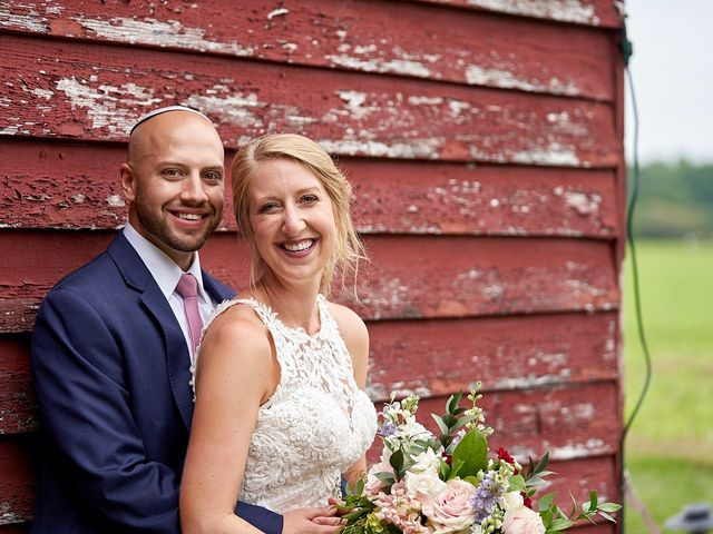 The wedding of Evan and Jamie
