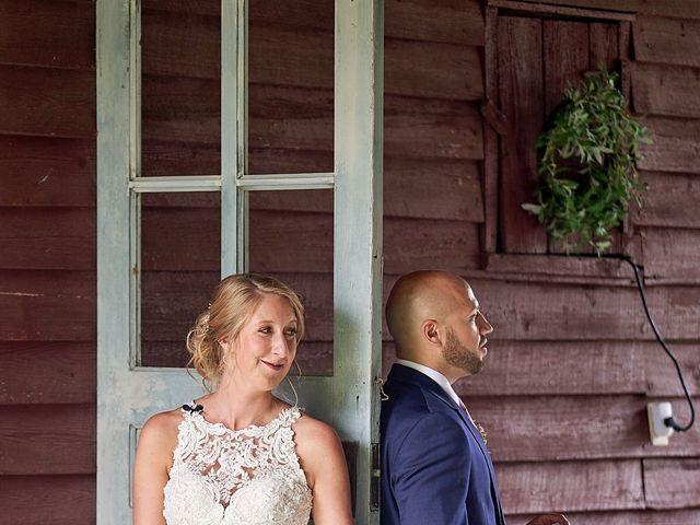 Jamie and Evan's Wedding in Prince George, Virginia 26