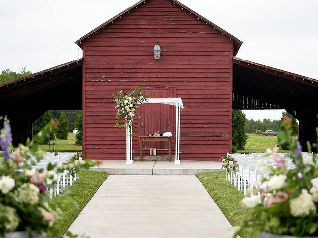 Jamie and Evan's Wedding in Prince George, Virginia 27