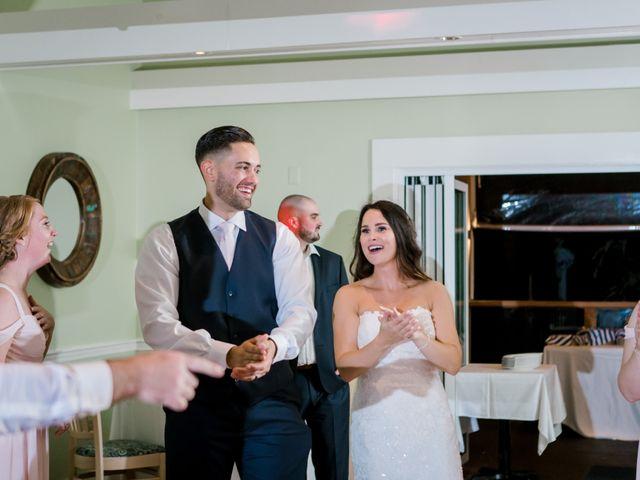 Dominic and Jordyn's Wedding in Harwich, Massachusetts 88