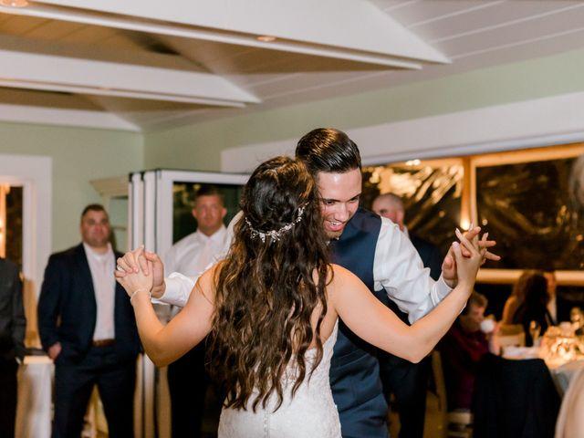 Dominic and Jordyn's Wedding in Harwich, Massachusetts 84