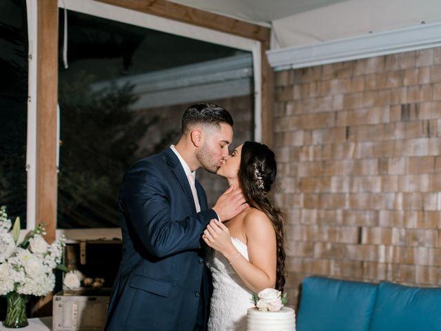 Dominic and Jordyn's Wedding in Harwich, Massachusetts 81