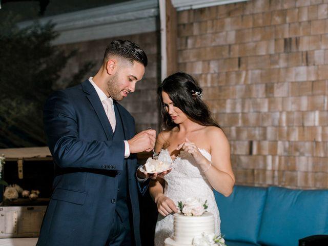 Dominic and Jordyn's Wedding in Harwich, Massachusetts 79