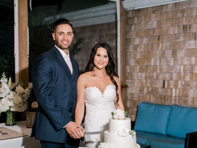 Dominic and Jordyn's Wedding in Harwich, Massachusetts 76