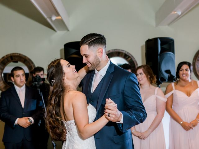 Dominic and Jordyn's Wedding in Harwich, Massachusetts 74