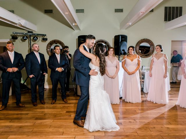 Dominic and Jordyn's Wedding in Harwich, Massachusetts 75