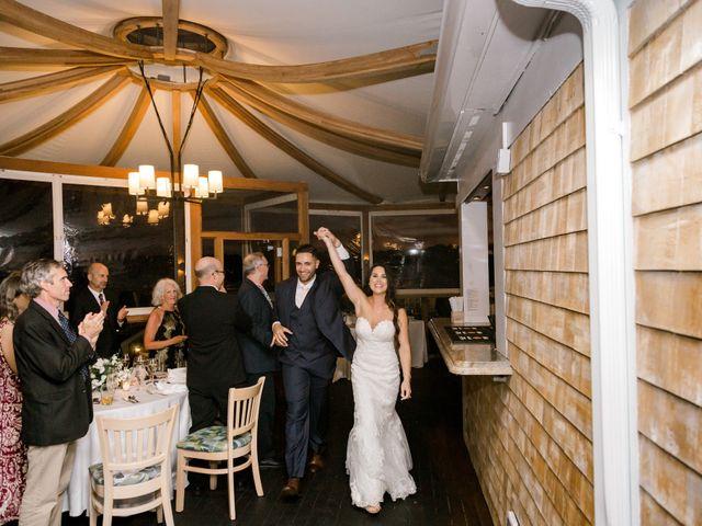 Dominic and Jordyn's Wedding in Harwich, Massachusetts 67