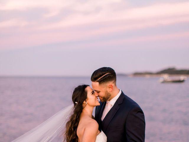 Dominic and Jordyn's Wedding in Harwich, Massachusetts 39