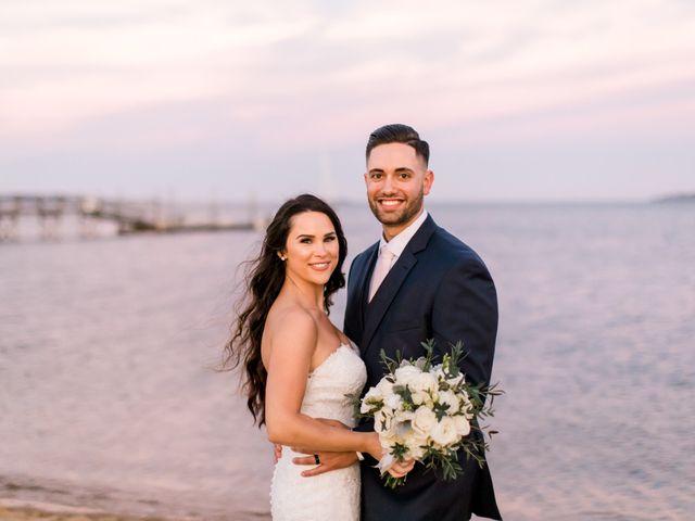Dominic and Jordyn's Wedding in Harwich, Massachusetts 40