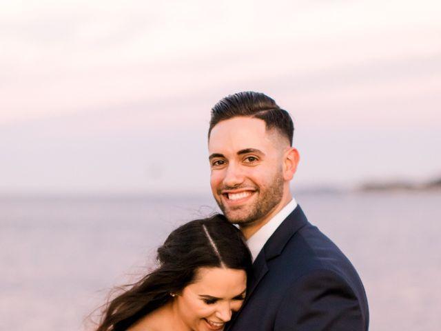 Dominic and Jordyn's Wedding in Harwich, Massachusetts 41
