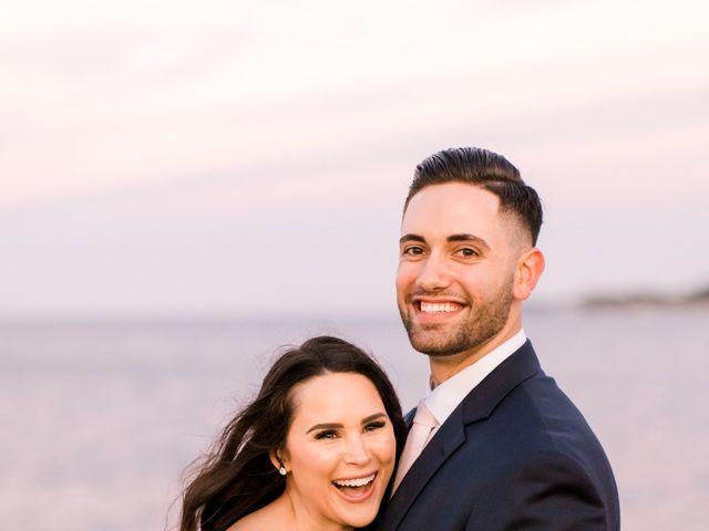 Dominic and Jordyn's Wedding in Harwich, Massachusetts 42