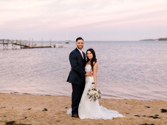 Dominic and Jordyn's Wedding in Harwich, Massachusetts 43