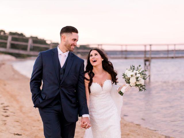 Dominic and Jordyn's Wedding in Harwich, Massachusetts 45
