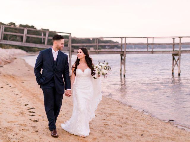 Dominic and Jordyn's Wedding in Harwich, Massachusetts 46