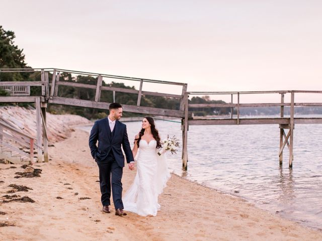 Dominic and Jordyn's Wedding in Harwich, Massachusetts 47