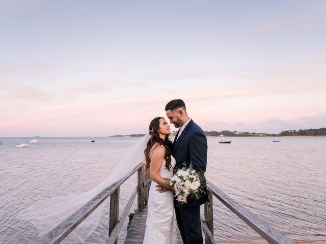Dominic and Jordyn's Wedding in Harwich, Massachusetts 48