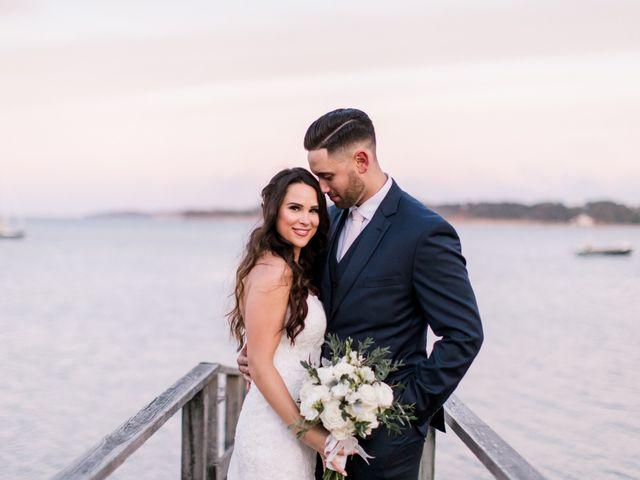 Dominic and Jordyn's Wedding in Harwich, Massachusetts 51
