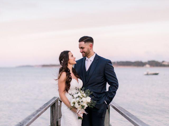 Dominic and Jordyn's Wedding in Harwich, Massachusetts 52