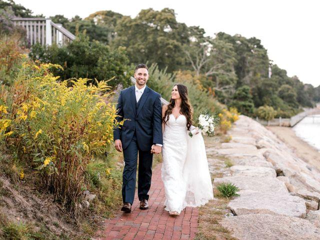 Dominic and Jordyn's Wedding in Harwich, Massachusetts 54