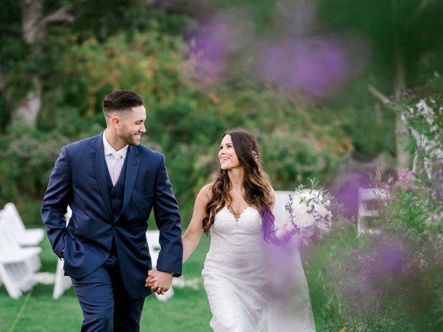 Dominic and Jordyn's Wedding in Harwich, Massachusetts 56