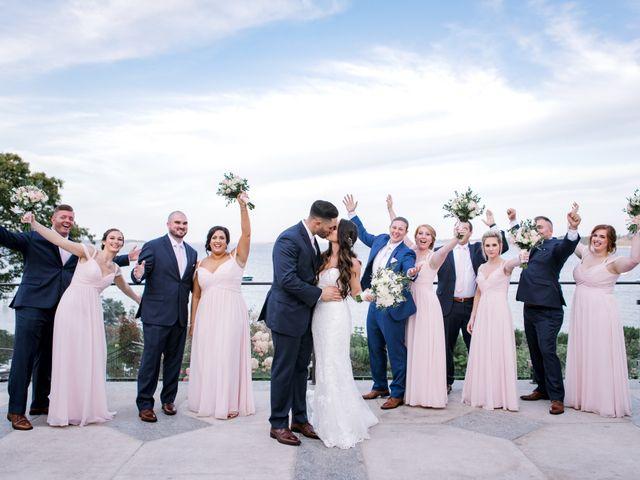 Dominic and Jordyn's Wedding in Harwich, Massachusetts 59