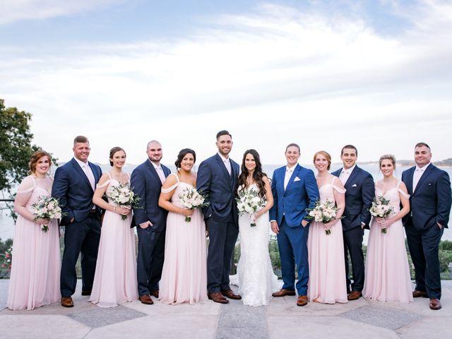 Dominic and Jordyn's Wedding in Harwich, Massachusetts 60