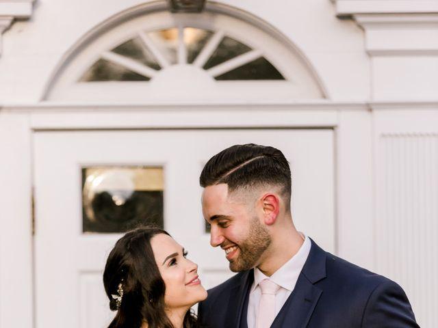 Dominic and Jordyn's Wedding in Harwich, Massachusetts 26