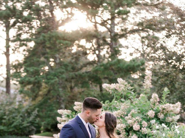 Dominic and Jordyn's Wedding in Harwich, Massachusetts 31