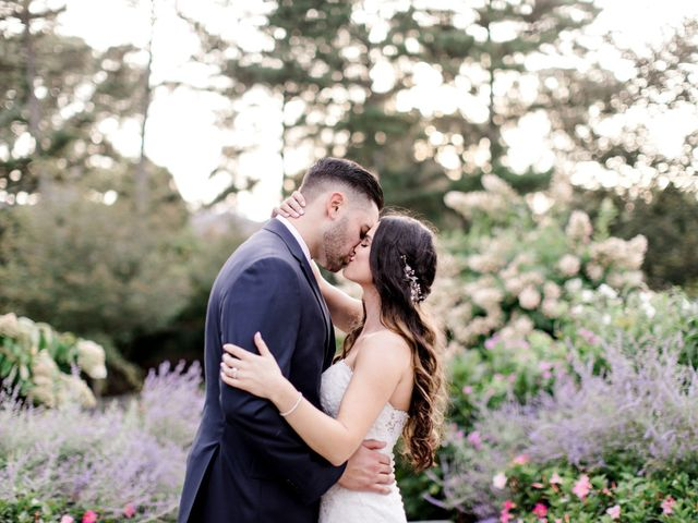 Dominic and Jordyn's Wedding in Harwich, Massachusetts 34