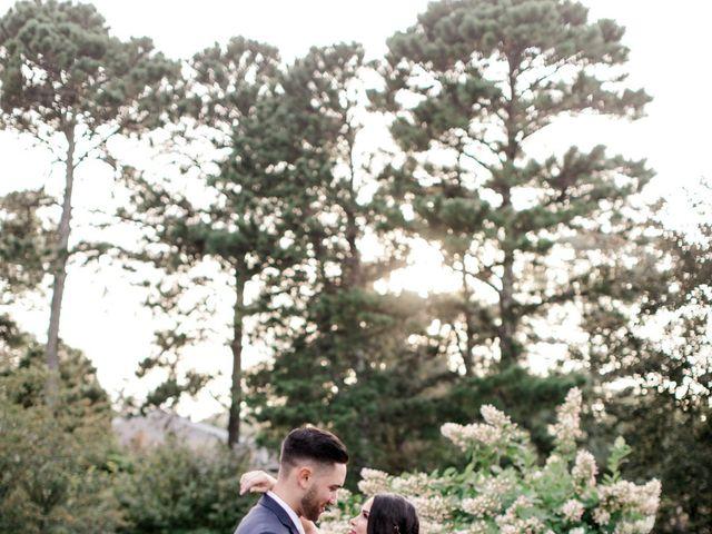 Dominic and Jordyn's Wedding in Harwich, Massachusetts 35