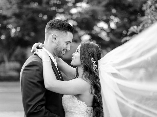Dominic and Jordyn's Wedding in Harwich, Massachusetts 28