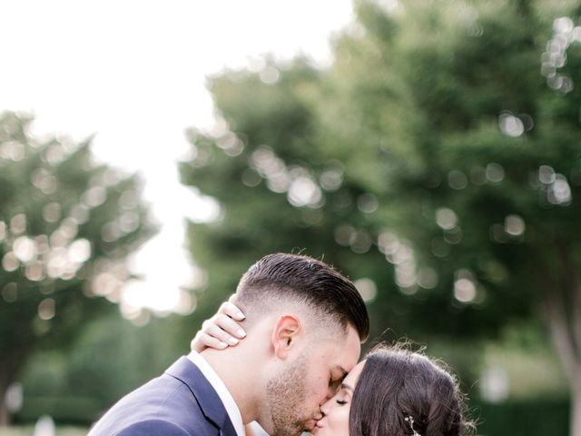 Dominic and Jordyn's Wedding in Harwich, Massachusetts 27