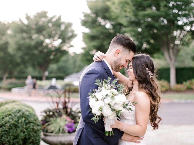 Dominic and Jordyn's Wedding in Harwich, Massachusetts 36