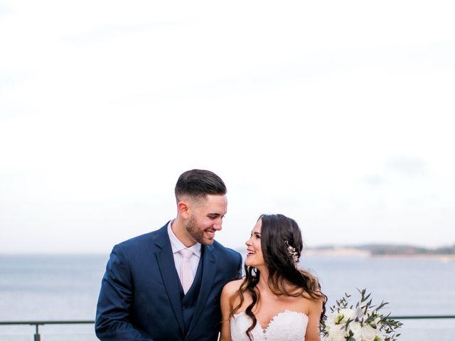 Dominic and Jordyn's Wedding in Harwich, Massachusetts 23