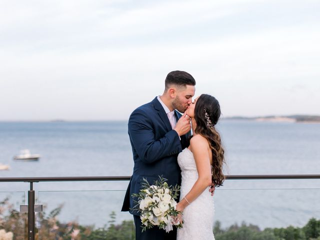 Dominic and Jordyn's Wedding in Harwich, Massachusetts 24