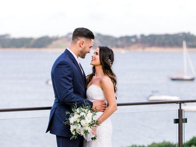 Dominic and Jordyn's Wedding in Harwich, Massachusetts 1