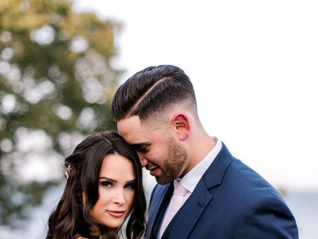 Dominic and Jordyn's Wedding in Harwich, Massachusetts 25