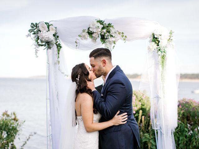 Dominic and Jordyn's Wedding in Harwich, Massachusetts 22
