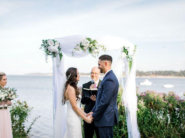 Dominic and Jordyn's Wedding in Harwich, Massachusetts 14