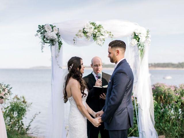 Dominic and Jordyn's Wedding in Harwich, Massachusetts 17