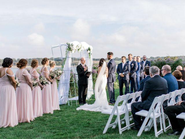 Dominic and Jordyn's Wedding in Harwich, Massachusetts 20