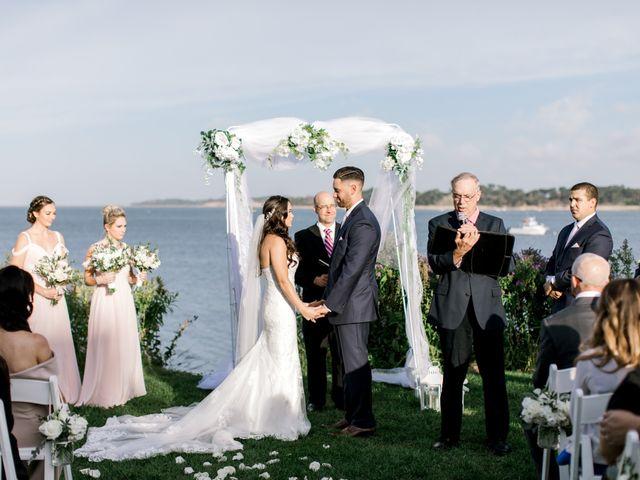 Dominic and Jordyn's Wedding in Harwich, Massachusetts 21