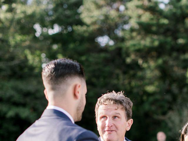 Dominic and Jordyn's Wedding in Harwich, Massachusetts 13