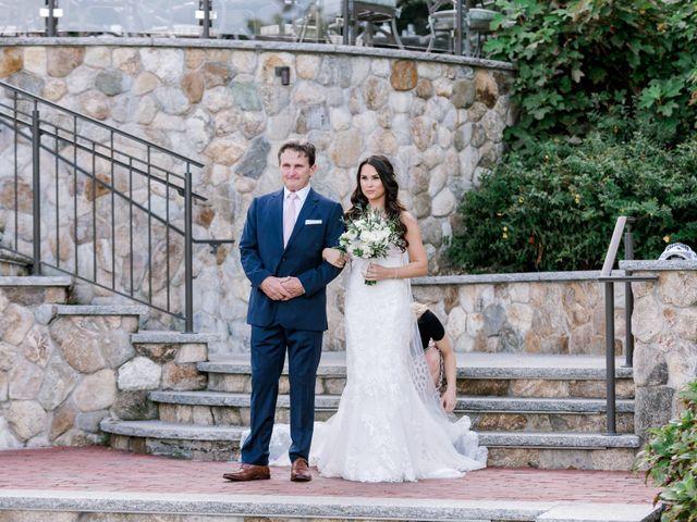 Dominic and Jordyn's Wedding in Harwich, Massachusetts 12