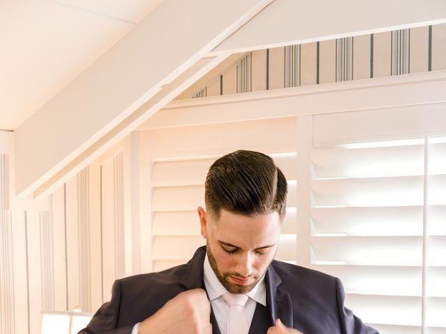 Dominic and Jordyn's Wedding in Harwich, Massachusetts 5