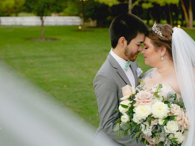 Matthew  and Brittany 's Wedding in Edmond, Oklahoma 1