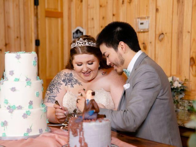 Matthew  and Brittany 's Wedding in Edmond, Oklahoma 3
