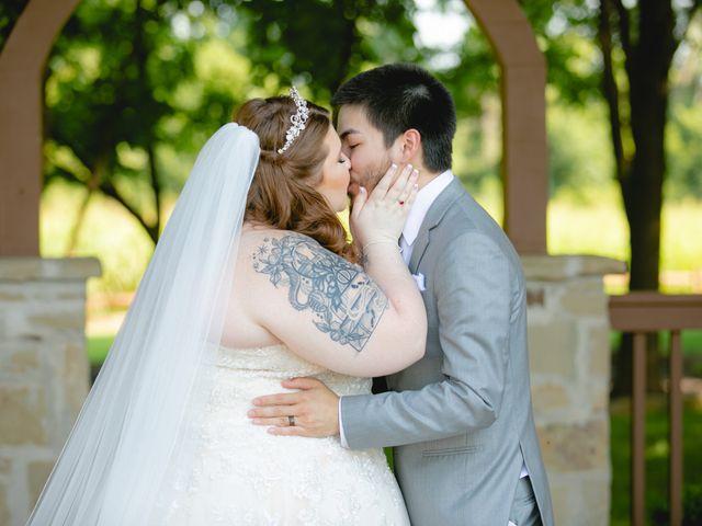 Matthew  and Brittany 's Wedding in Edmond, Oklahoma 4