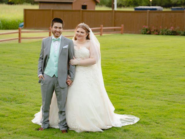Matthew  and Brittany 's Wedding in Edmond, Oklahoma 5
